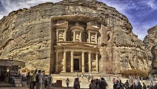 Petra Tours From Aqaba Port