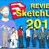 Review SketchUp 2019