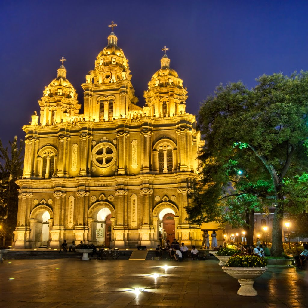 Evergreen Famous Churches ~ 521 Entertainment World Christian