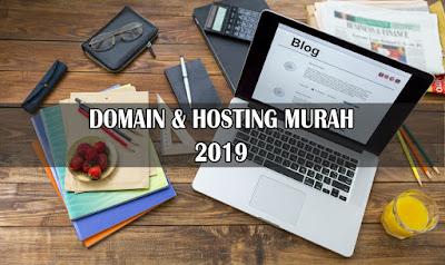 Beli Domain Murah : Rekomendasi Domain,  Hosting Murah dan Terbaik 2019