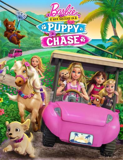 ver Barbie y sus hermanas: En la búsqueda de perritos (2016) Online