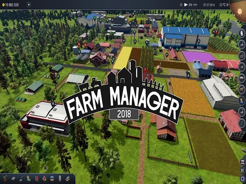 Farm Manager 2018 Game