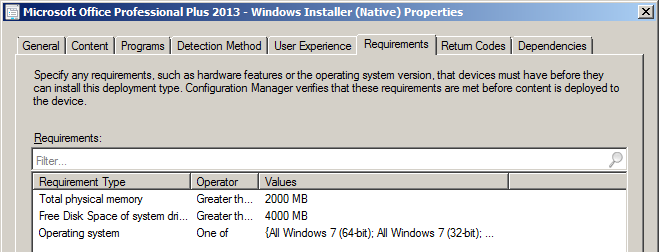 WIKI style faq IT knowledge base: Deploy Office Pro 2013 SP1
