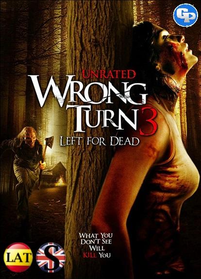 Camino Hacia el Terror 3: Dalos Por Muertos (2009) HD 1080P LATINO/INGLES