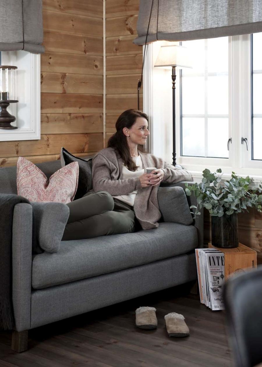 wystrój wnętrz, wnętrza, urządzanie mieszkania, dom, home decor, dekoracje, aranżacje, styl skandynawski, scandinavian style, drewniany domek, drewno