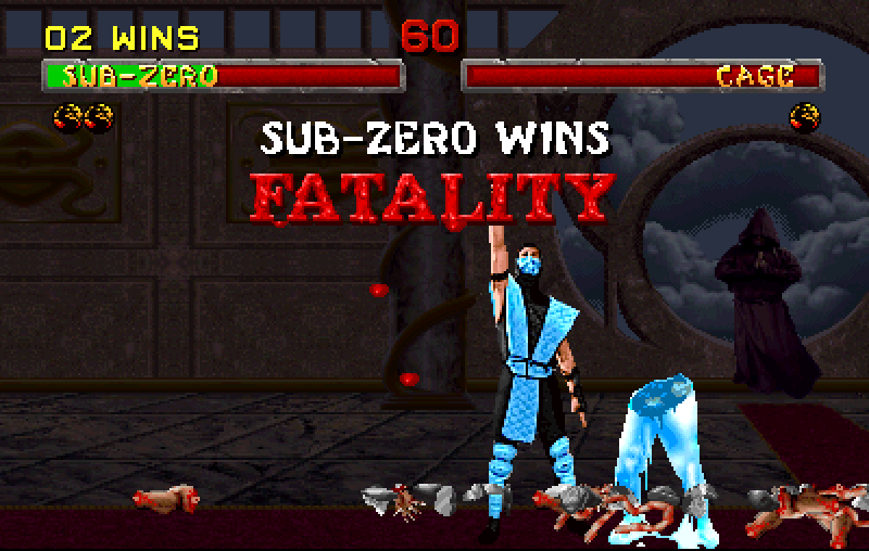 Mk2 Mortal Kombat Ii Moves Fatalities Mksource
