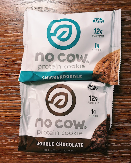 No Cow Protein Cookies Review