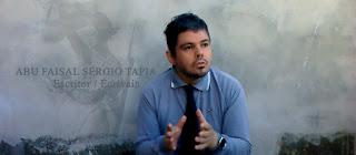 Biografia escritor Abu Faisal Sergio Tapia