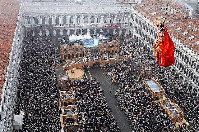 Program Benátského karnevalu 2017