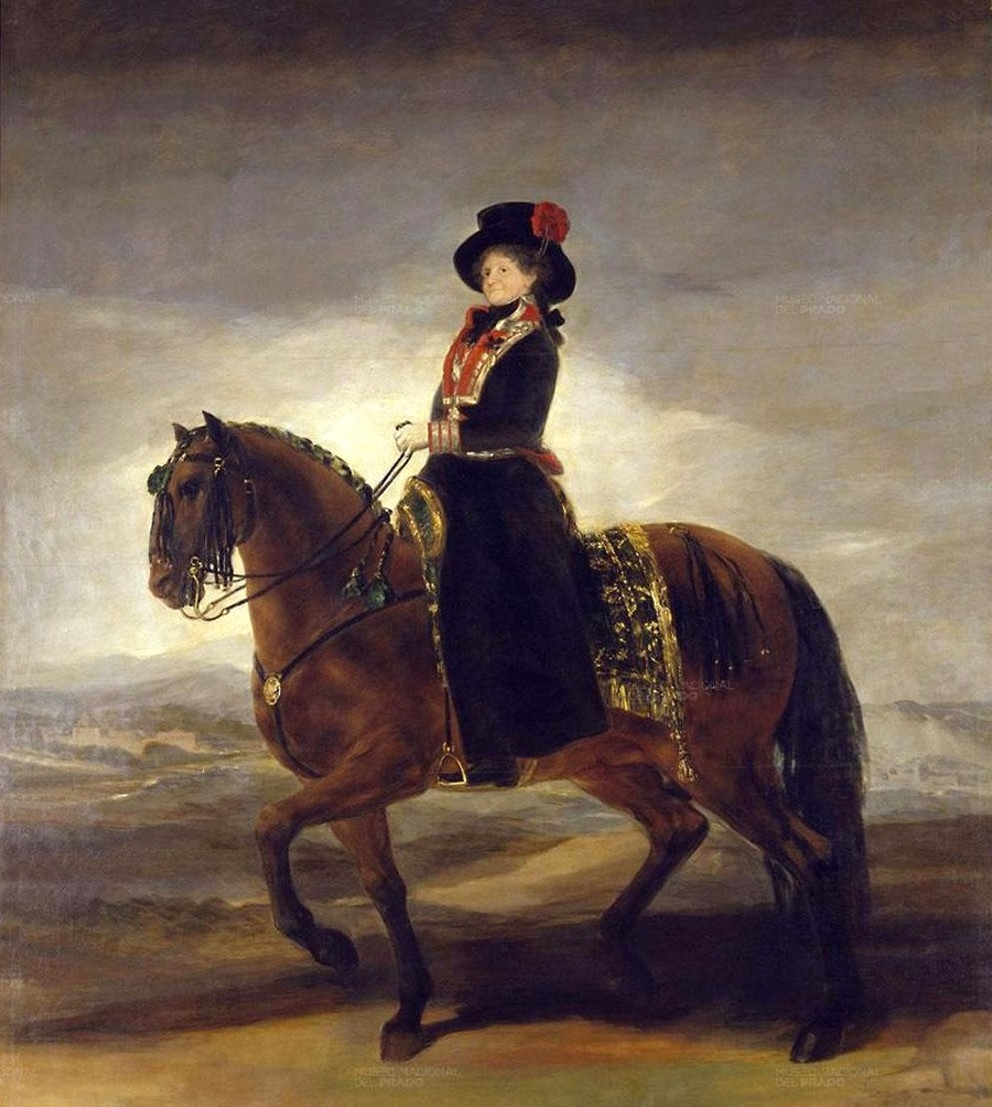 a biography of francisco goya a spanish painter Through all these events and the succession of a new spanish court, goya was still well received as court painter in 1812 as goya was completing his disasters of war prints, and painting the 3rd of may 1808 , his wife josefa, passed away.