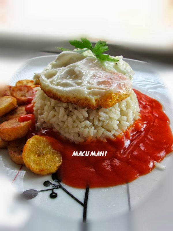ARROZ BLANCO PARA GUARNICION