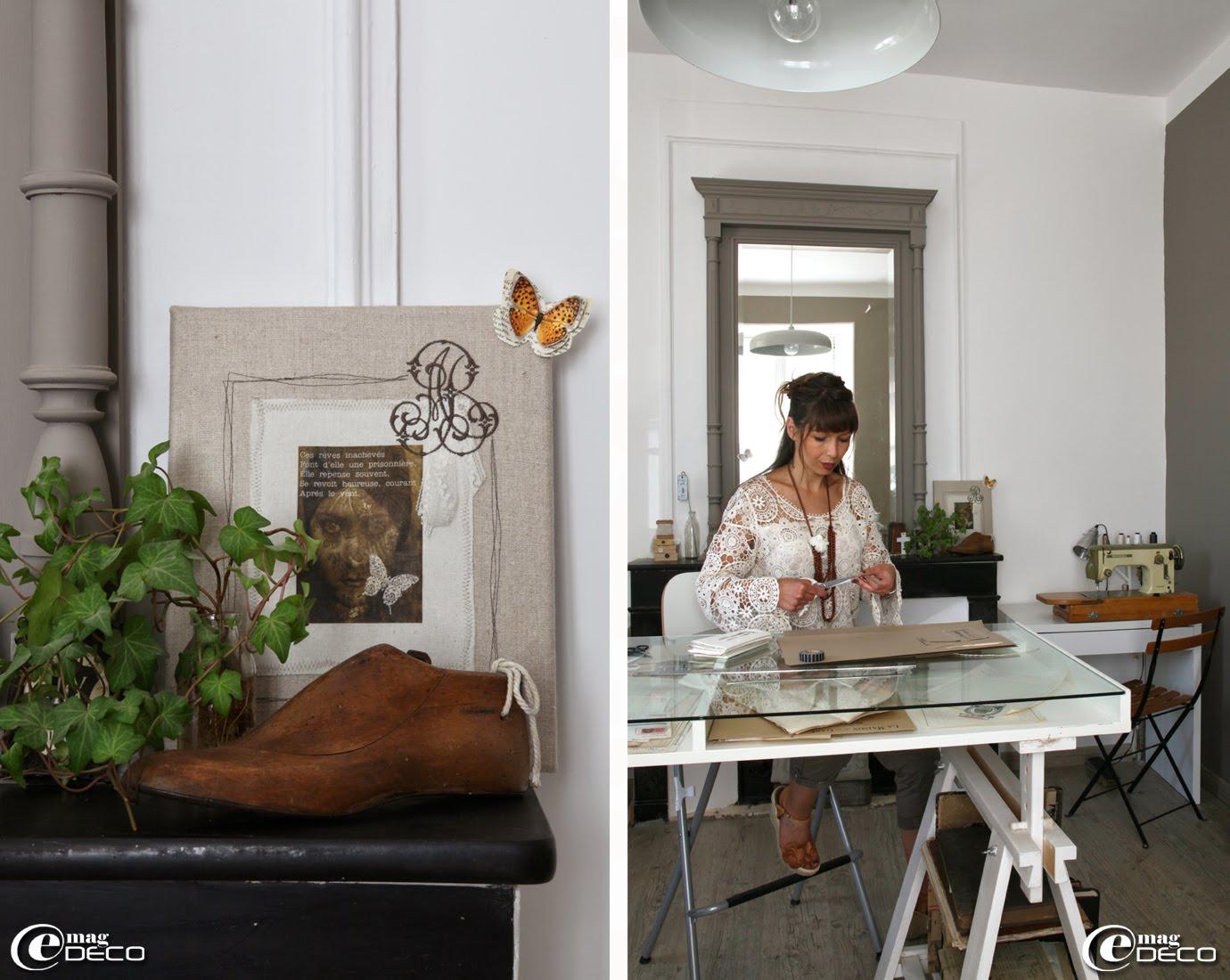 set de table ph m re e magdeco magazine de d coration. Black Bedroom Furniture Sets. Home Design Ideas