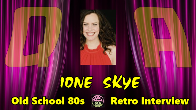 Interview with Ione Skye from 'Say Anything'