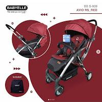 babyelle s939rs avio stroller
