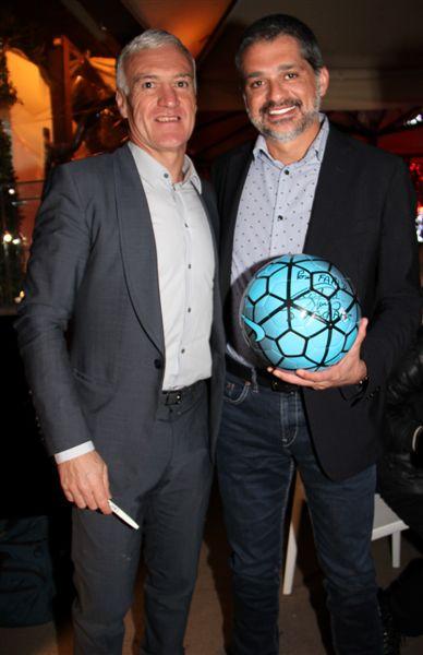 Farid Khoury, Didier Deschamps