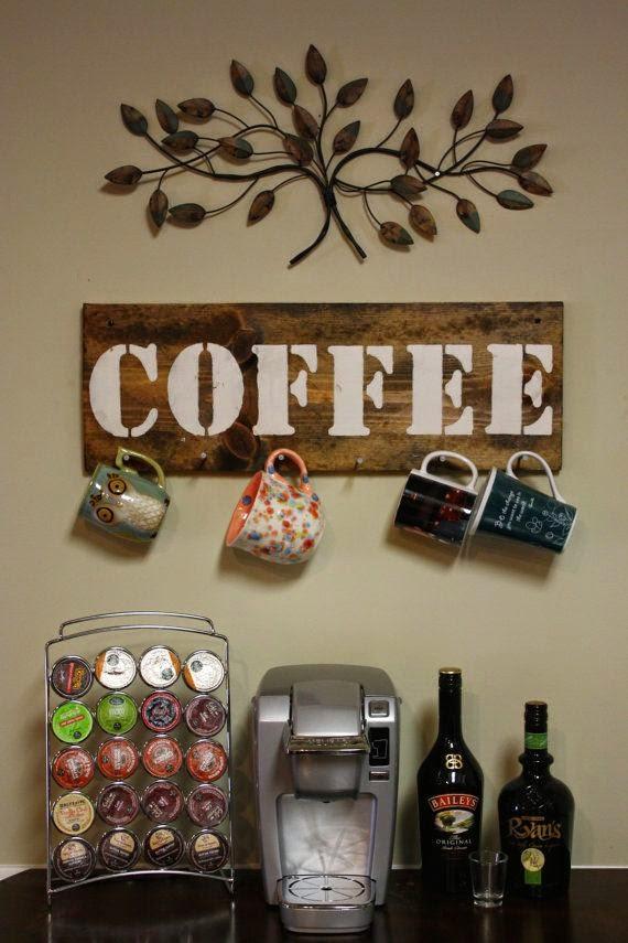 Cantinho do caf  Jeito de Casa  Blog de Decorao e