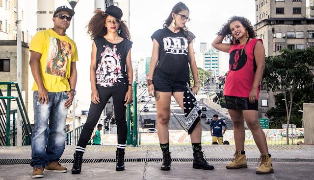 Odisseia das Flores destaca força do Rap Feminino  em show no espaço Red Bull Station