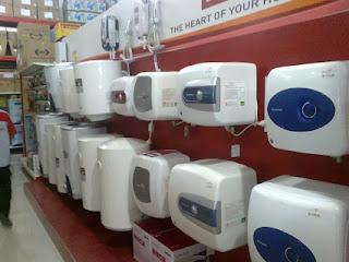 Service Water Heater Bintaro