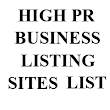 Free High Pr Directory Site List | Professional Seo Tips | Article Submission Sites List | Top UK Classified sites | Photo Sharing Sites | Aryan Infotech SEO Tips