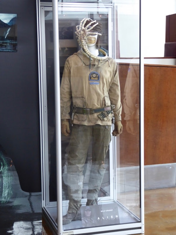 Billy Crudup Alien Covenant movie costume
