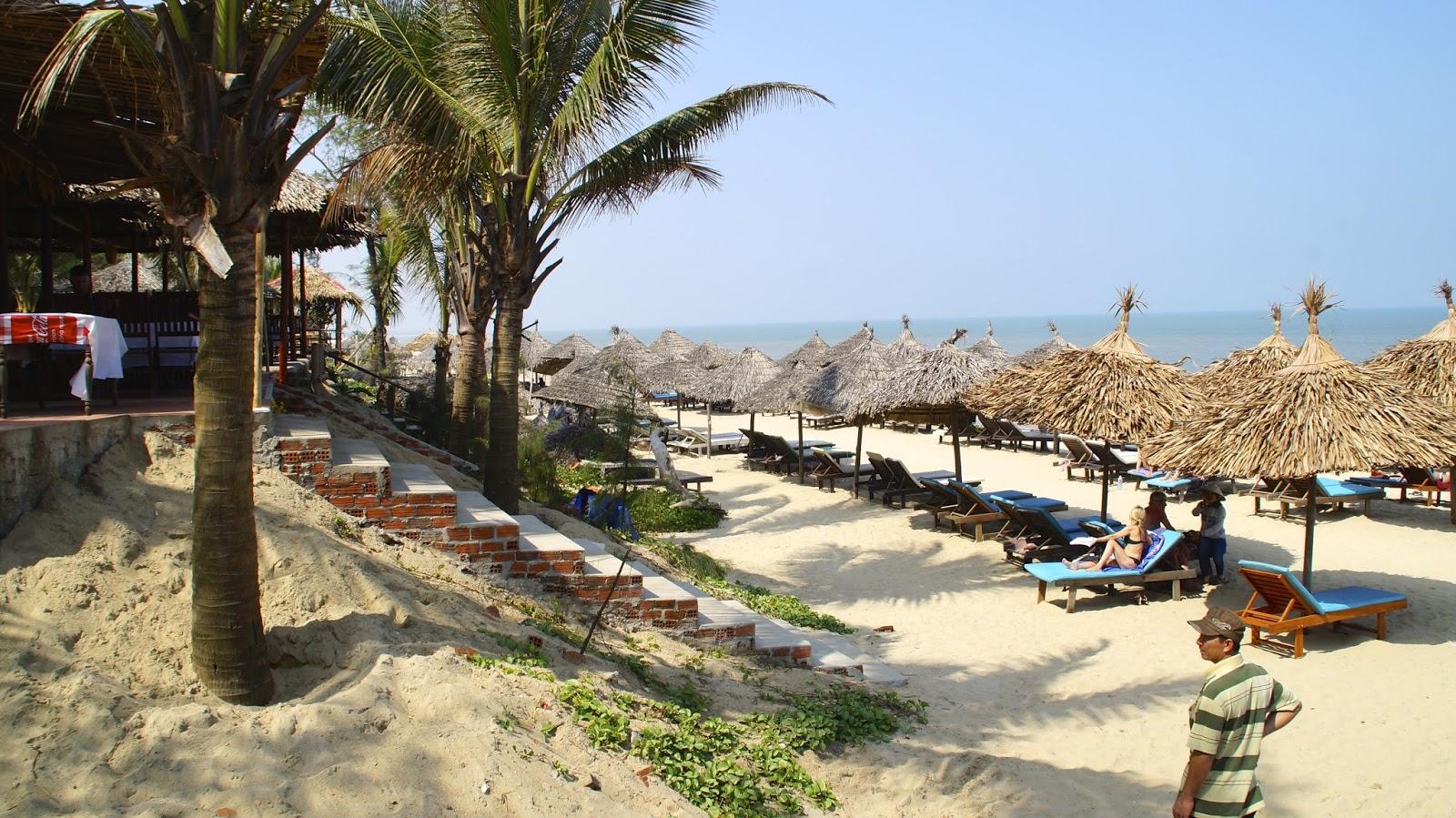 Playa Cua Dai en Hoi An (Vietnam)