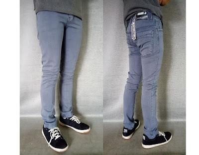 Celana Jogger, Jogger Jeans, Celana Jogger Pria, Celana Jogger Jeans