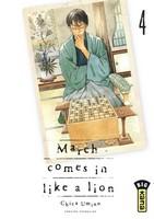 Big Kana, Chica Umino, Critique Manga, Kana, Manga, March comes in like a lion, Seinen,