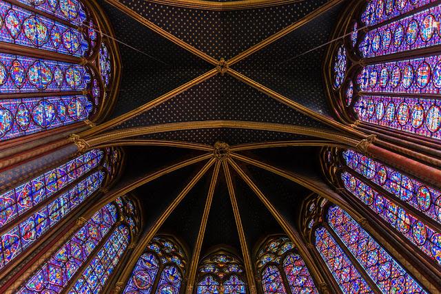 sainte-Chapelle paris frança