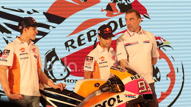 Livio Suppo akan membawa Marc Marquez ke KTM  Berita Terhangat MotoGP : KTM Bajak Marquez dengan Bantuan Suppo?