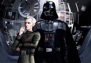 Tarkin és Darth Vader