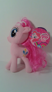 MLP 6 Inch Pinkie Pie Plush by Toy Factory