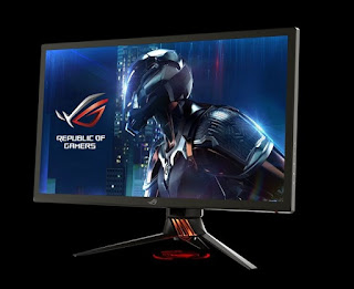 Asus ROG Swift PG27UQ, Gaming Monitor, Very Expensive, And You Need VGA GTX 1080 For This Monitor