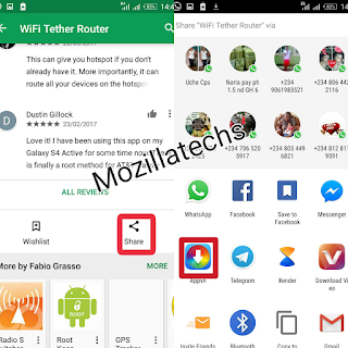 100% working trick to download paid apps for free from Google play store