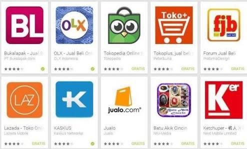 Aplikasi Olx Indonesia