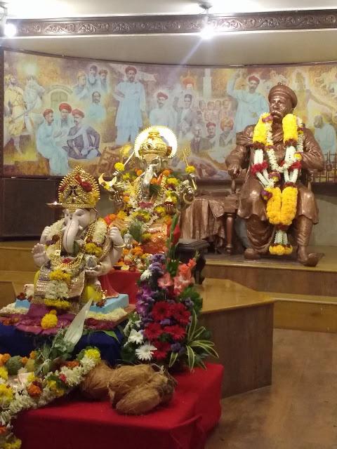 पुण्यातील मानाचे पाच गणपती - Punyatil Manache Ganpati