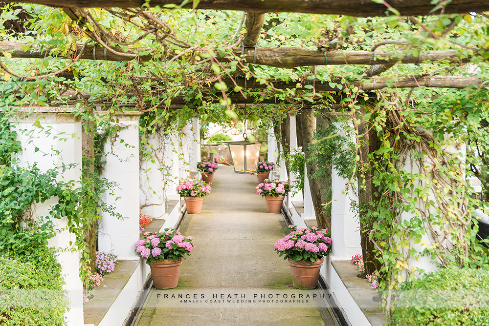 Hotel Caruso garden