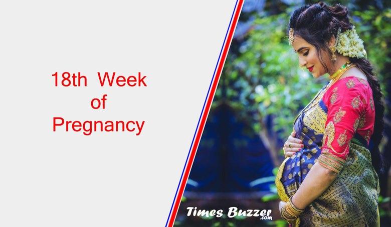 18th Week of Pregnancy