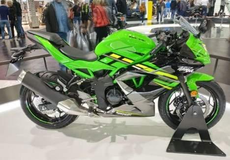 Kawasaki Ninja 125 tahun 2018