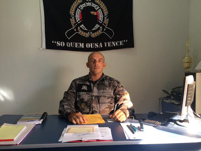 Resultado de imagem para policia militar UTC COELHO NETO