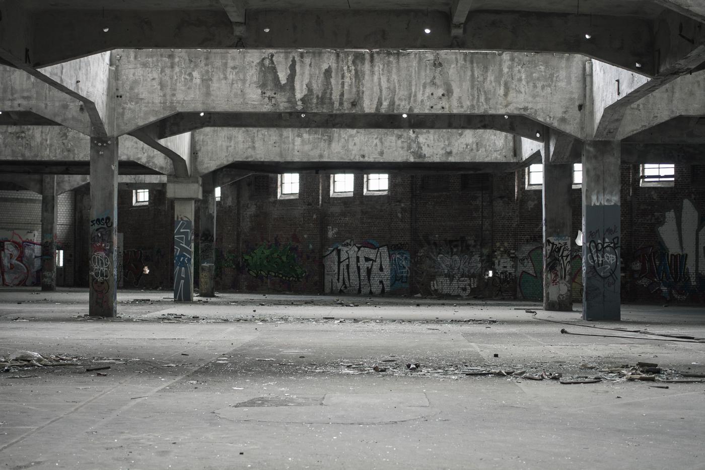 verlassene papierfabrik düsseldorf