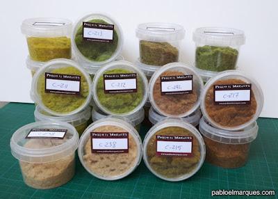 Césped Verdes y Pastos