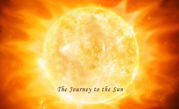 The Journey to the Sun