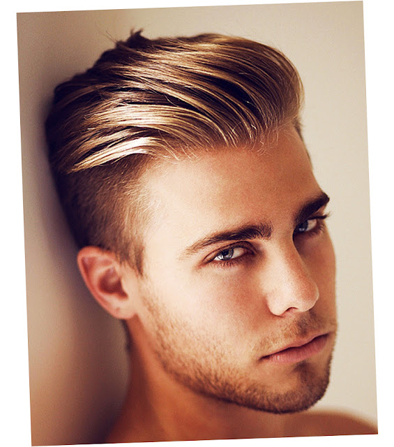 photo of undercut hairstyle men how to style