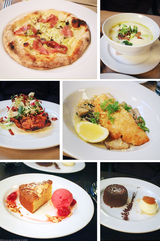 Mercer Kitchen Review, The Mercer Kitchen New York