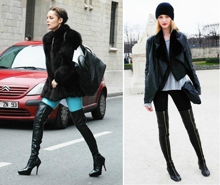 ботфорты, высокие сапоги, кожаная обувь, обувь на зиму, с чем сочетать ботфорты, рекомендации, советы, секреты, блоггер, фешнблоггер, blogger south korea, seoul, сеул, корея, тренд, стиль, high boots, сочетание не сочетаемого, юбка преппи, джинсы, красивая, сексуальная девушка, секси гел, смелая девушка, стильный образ