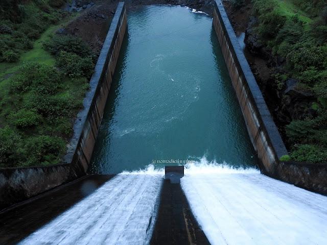 Dam. Water. Purushwadi. Maharashtra. India