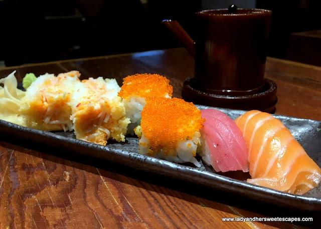 Atisuto - Omakase Sushi Plate
