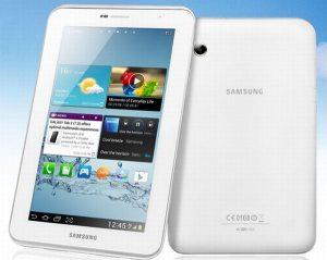 Harga Tablet Samsung Galaxy Tab 2 7.0 dengan Review dan Spesifikasi Desember 2017