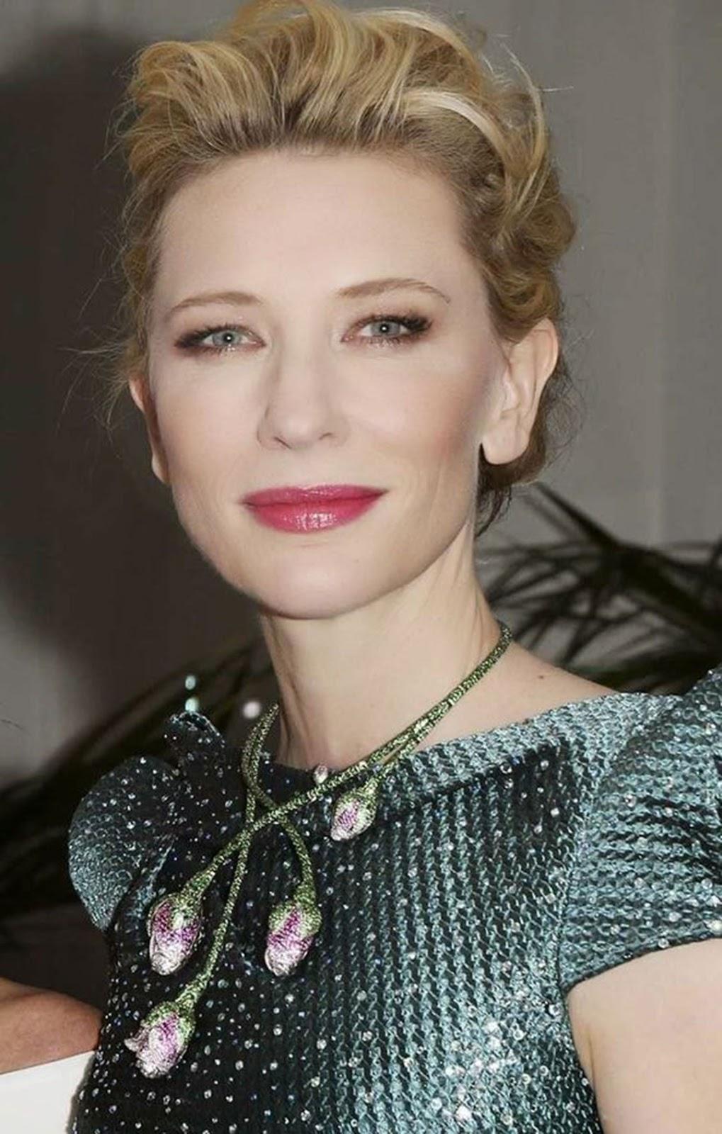 Pasujące kolory do Jasnego Lata, Cate Blanchett