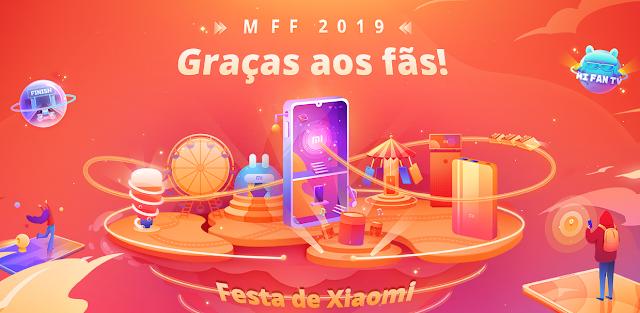 Festa da Xiaomi na Gearbest